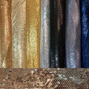 Craft Concept All Over Sequins Fabric