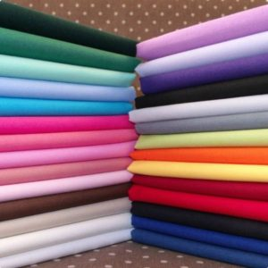Craft Concept Plain Cotton Fabric
