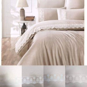 Turkish Lace duvet covers